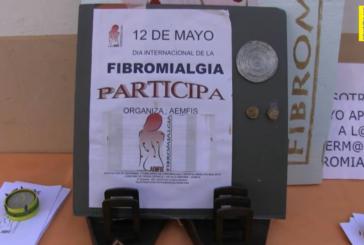 Sede AEMFIS Isla Cristina, 12 Mayo 2021, Día Internacional de la Fibromialgia.