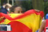 Laura García-Caro trae oro y bronce de la Copa de Europa de Marcha