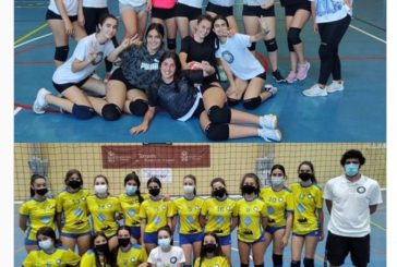 Exitosa temporada del Club Voleibol Isla Cristina