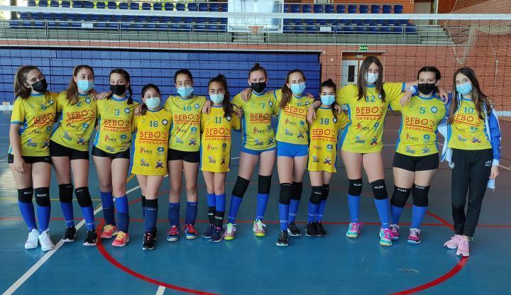 El Voleibol de Isla Cristina en los campeonatos andaluces de Cádiz y Sevilla