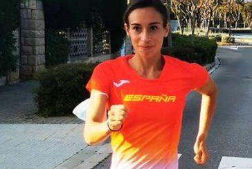 Laura García-Caro disputa la Copa de Europà de Marcha