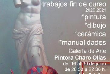 Isla Cristina: Exposición del Taller Municipal de Artes Plásticas