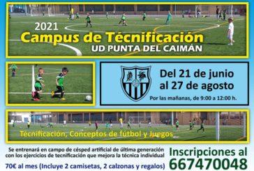 Campus de Tecnificación UD Punta del Caimán