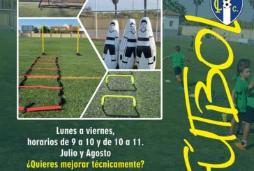 Abierta las inscripciones para el Campus de Verano y la Escuela de Tecnificación del Isla Cristina FC