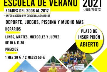 En marcha la Escuela de Verano del Club Atletismo Isla Cristina