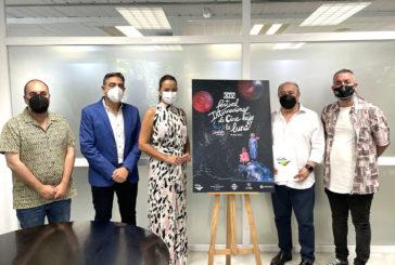 Presentado el cartel oficial de la XIV edición Festival Internacional de Cine Bajo la Luna - Islantilla Cinefórum