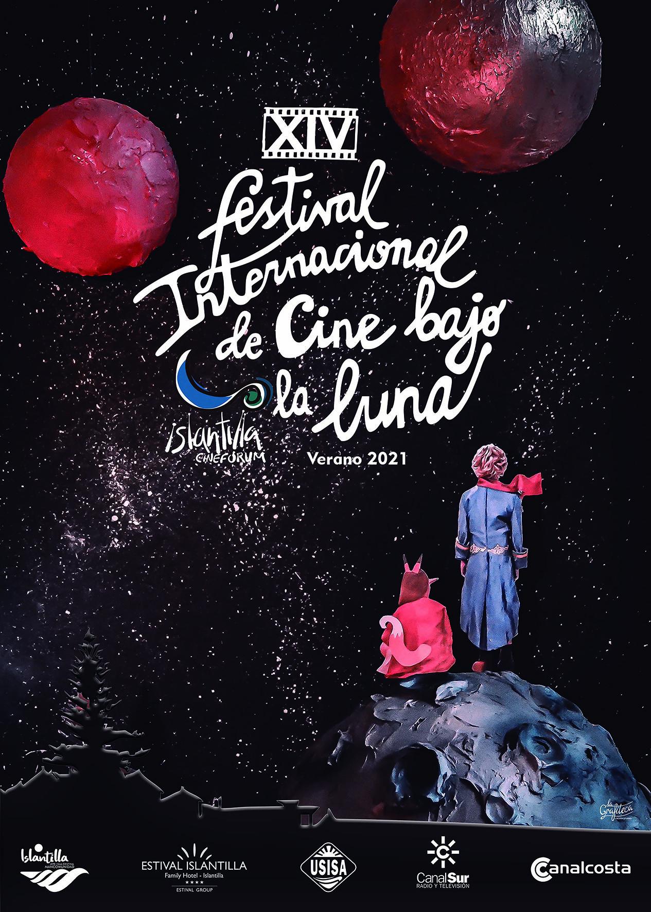 Sección Oficial a Concurso del XIV Festival Internacional de Cine bajo la Luna – Islantilla Cinefórum