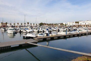 El puerto de Isla Cristina contará con un nuevo pantalán de embarque de pasajeros