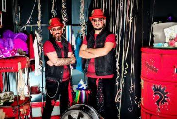 La Ramdom Crew presenta en concierto en la casa Colón su primer trabajo discográfico