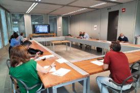 Diputación participa en la primera reunión de lanzamiento del proyecto 'Ciclosend Sur' para la promoción del cicloturismo
