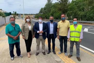 La Junta estudia la instalación de una nueva parada de autobuses en la urbanización Urbasur de Isla Cristina