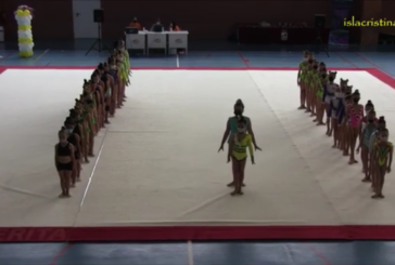 V Torneo de Gimnasia Rítmica La Higuerita (1ª parte)