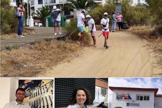 Los asuntos isleños colman el programa del martes en las mañanas de Radio Isla Cristina
