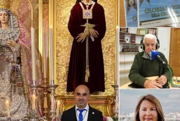 Viernes cofrade en las mañanas de Radio Isla Cristina