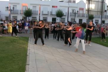 Celebración en Isla Cristina día del Orgullo LGTB+ 2021