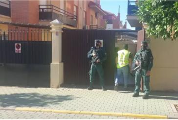 Más de 20 detenidos en una operación contra el narcotráfico en siete localidades de Huelva