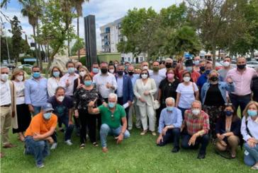 Juan Espadas declara en Isla Cristina qué Andalucía necesita la visión de un alcalde al frente de su Gobierno