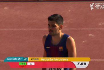 Héctor Santos es 4° en el Trofeo Diputación de Castellón