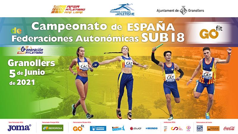 Francisco Manuel Santana con la selección andaluza en el VII Campeonato de España
