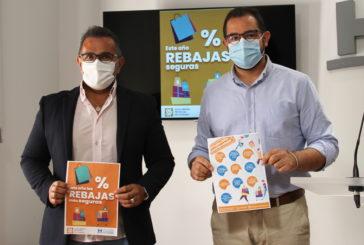 Diputación lanza una campaña informativa sobre las rebajas de verano 2021 en la provincia