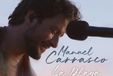 Concierto de Manuel Carrasco en la playa de Isla Cristina