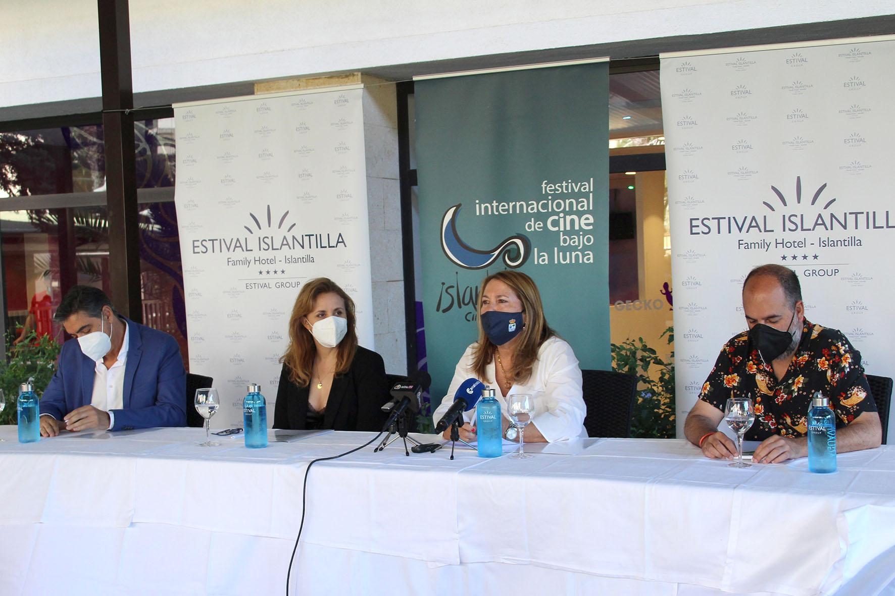 Marta Velasco, Premio 'Francisco Elías' del Festival de Islantilla