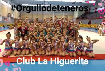 El Club La Higuerita pone el Broche de Oro a una temporada de Récord