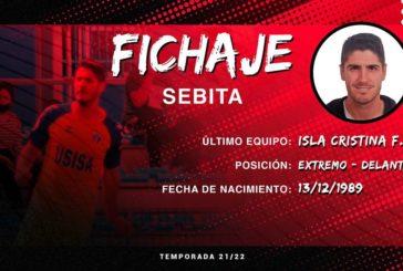 Sebas, ficha por el Ayamonte CF