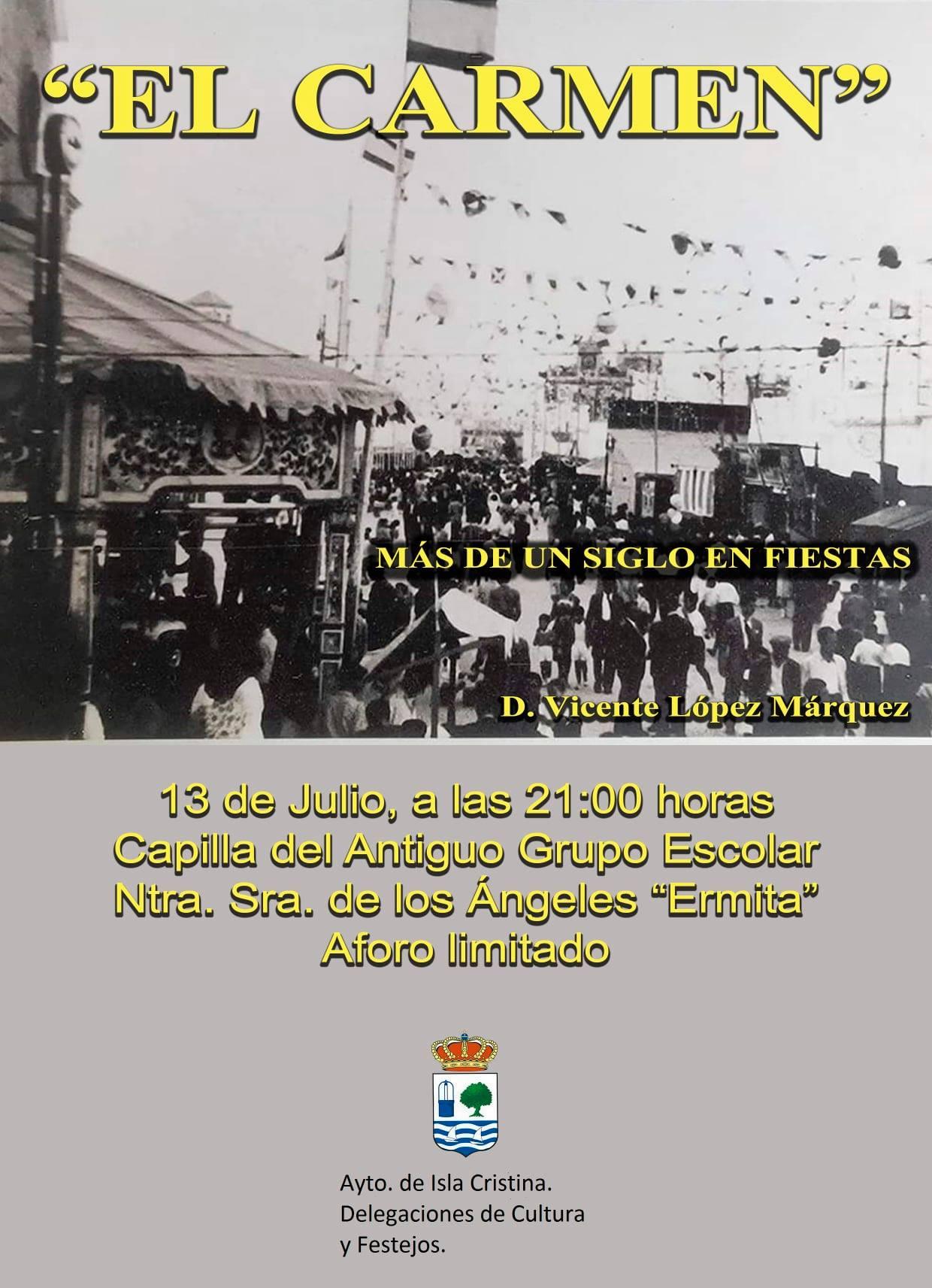 Inauguración de la Exposición 'El Carmen en Isla Cristina'
