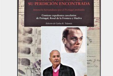 El escritor  isleño Augusto Thassio en los Martes Culturales de Isla Cristina