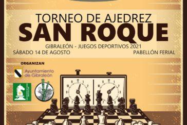 I Torneo de Ajedrez