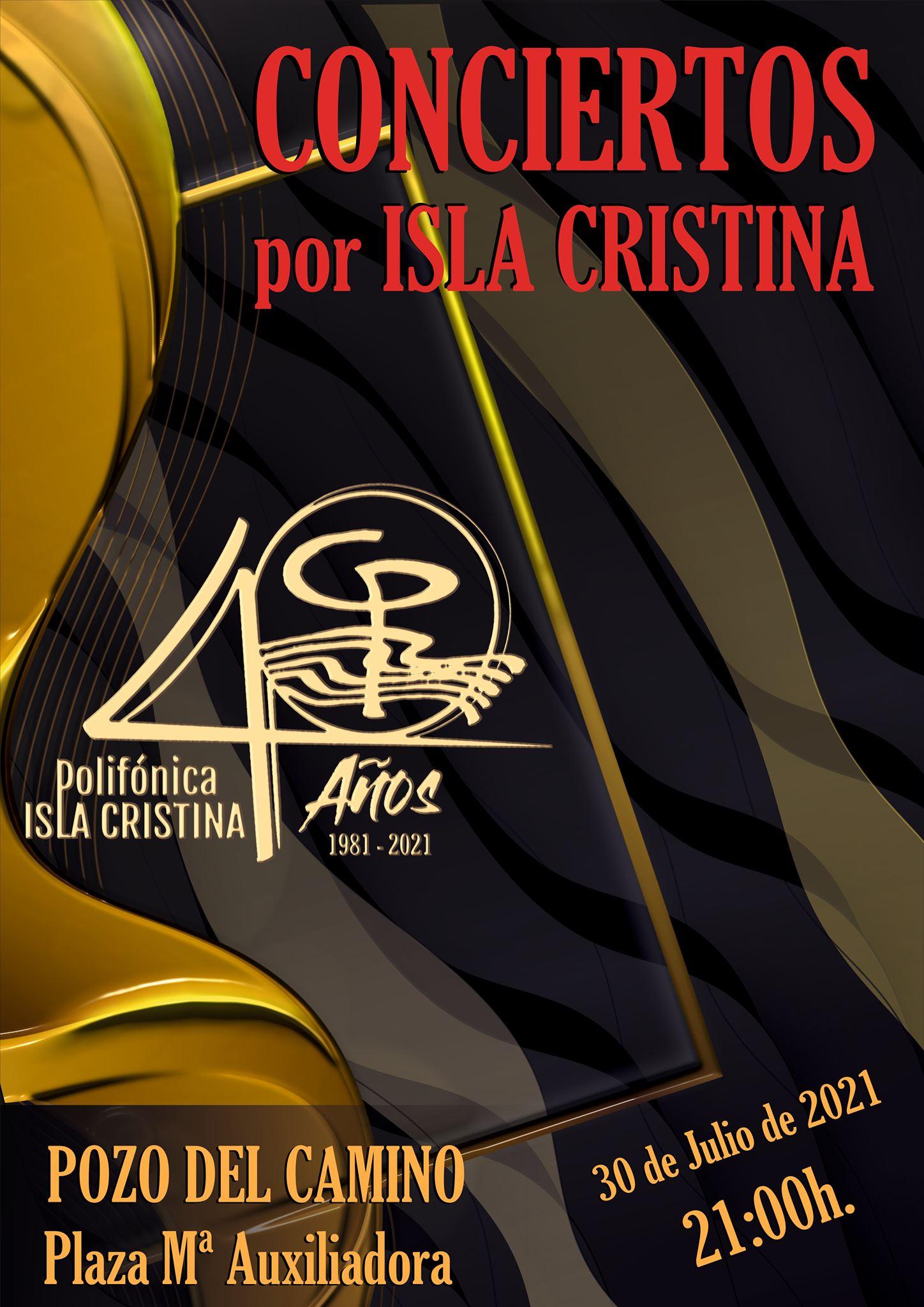 Pozo del Camino acoge este viernes «Conciertos por Isla Cristina»