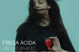 La cantautora isleña Alba Casado presenta en Isla Cristina