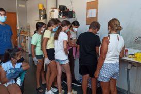 Arranca la programación estival en Isla Cristina del Taller de Cocina Saludable