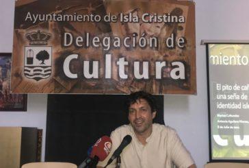 El Pito de Caña, protagonista de la conferencia del escritor isleño Antonio Aguilera Nieves en el ciclo 'Martes Culturales'