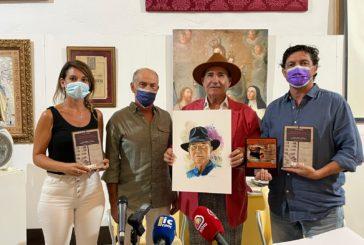 El polifacético artista isleño Augusto Thassio presenta su libro sobre Miguel Hernández en Isla Cristina