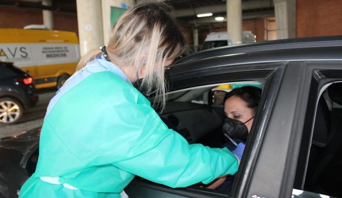 La provincia de Huelva registra casi 300 casos en un día