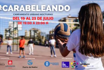 Vuelve #Carabeleando, la alternativa al ocio de l@s jóvenes de Huelva