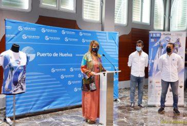 El puerto de Huelva y la 10k Huelva puerta del descubrimiento sellan alianzas para su tercera edición