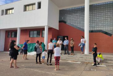 Isla Cristina activa el Campamento de Garantía Alimentaria que gestionará la Asociación Manos Solidarias