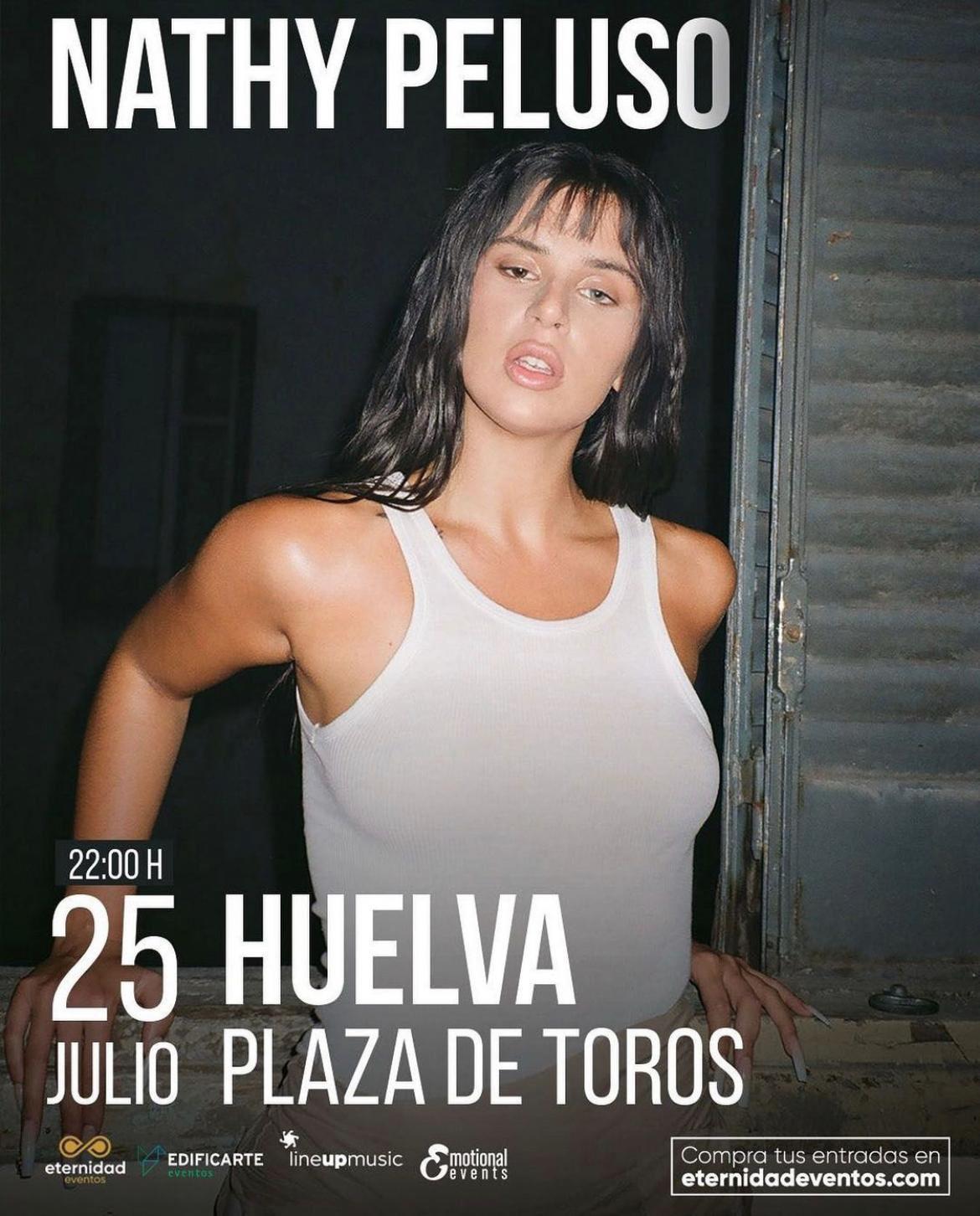 Nathy Peluso, este fin de semana en concierto en Huelva