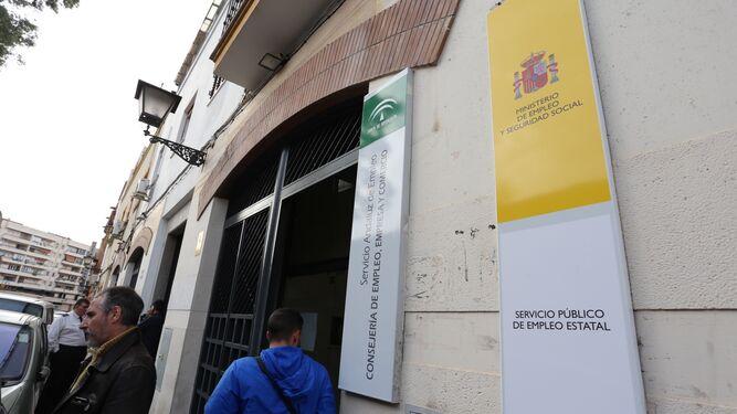 Trabajos del Servicio Público de Empleo Estatal en Andalucía