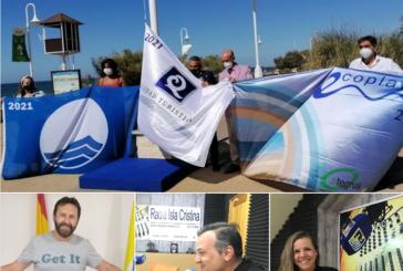 Lunes cargado de noticias en las mañanas isleñas de Radio Isla Cristina