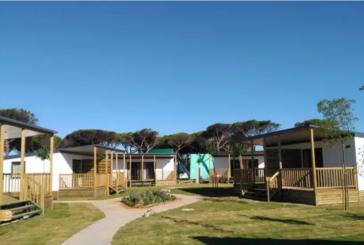 La provincia de Huelva registra en mayo más de 40.984 pernoctaciones en campings