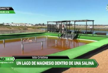 Salinas de Isla de Cristina un manantial de salud