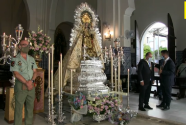 Veneración a Ntra. Sra. del Carmen de Isla Cristina en su Festividad 2021.