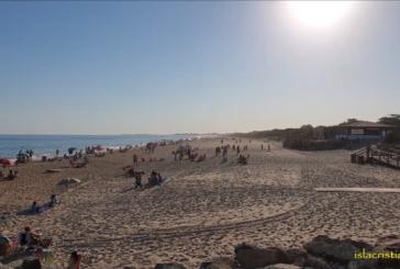 Playa de Urbasur - Isla Cristina