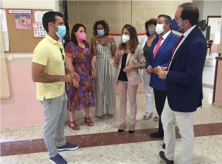 Justicia pone en marcha dos nuevos Puntos de Encuentro Familiar en la provincia de Huelva