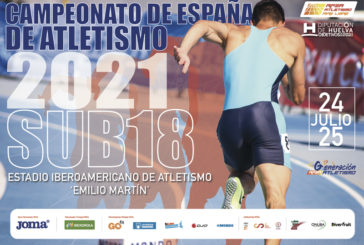 Más de 1.100 deportistas se disputan este fin de semana el Campeonato sub18 en el Estadio Iberoamericano de Huelva