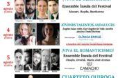 Programación del V Festival Internacional de Música de Isla Cristina